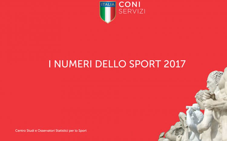 I numeri dello Sport in italia